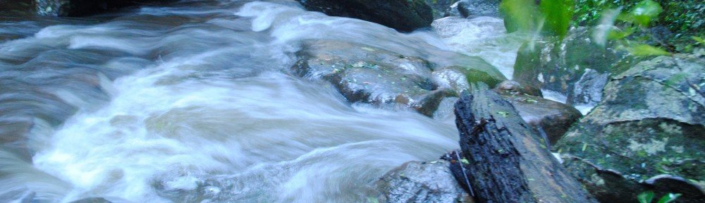 Beautiful Waterfalls abound throughout the mountains