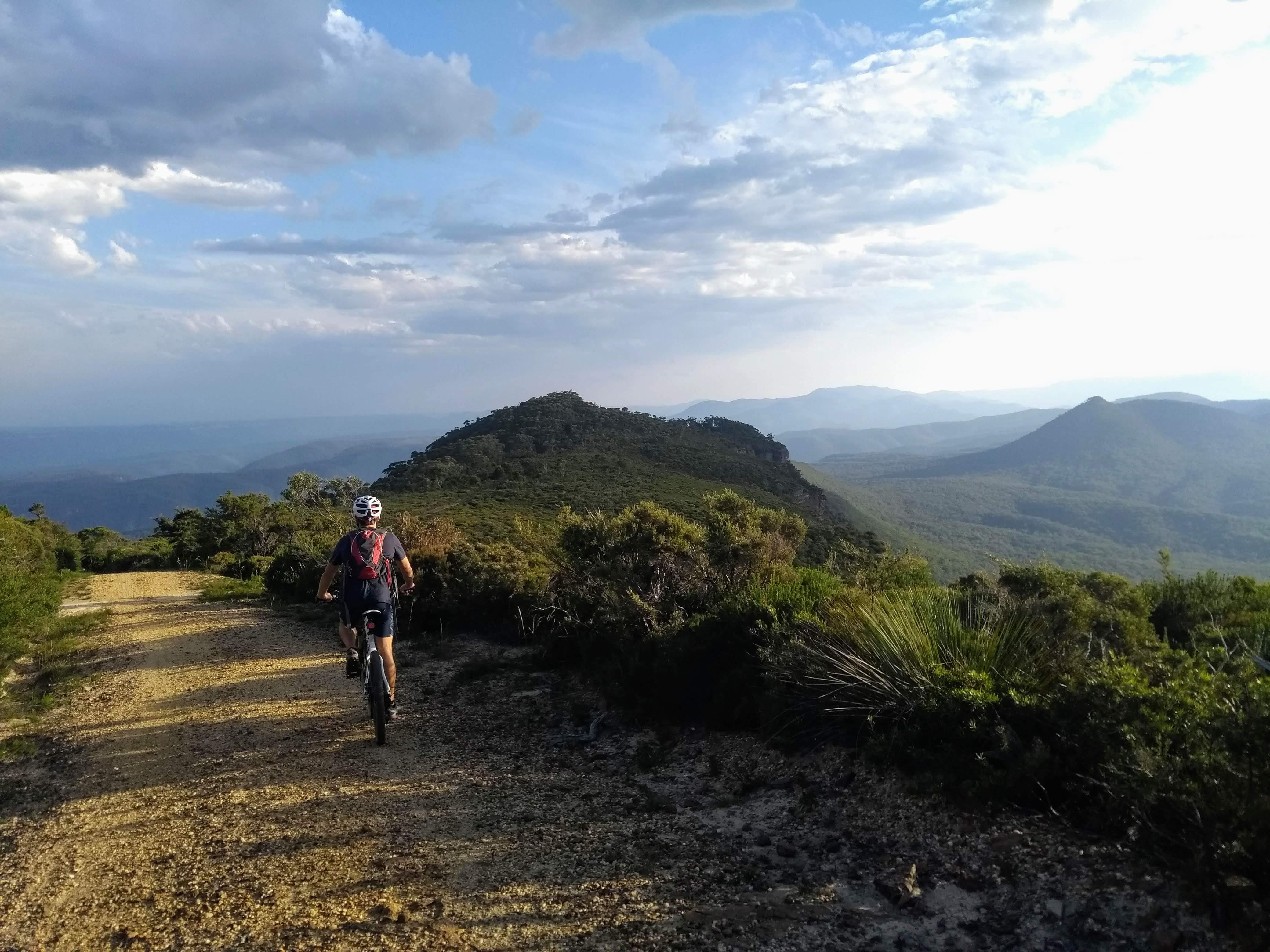 Hire a mountain bike from Katoomba mountain bike hire