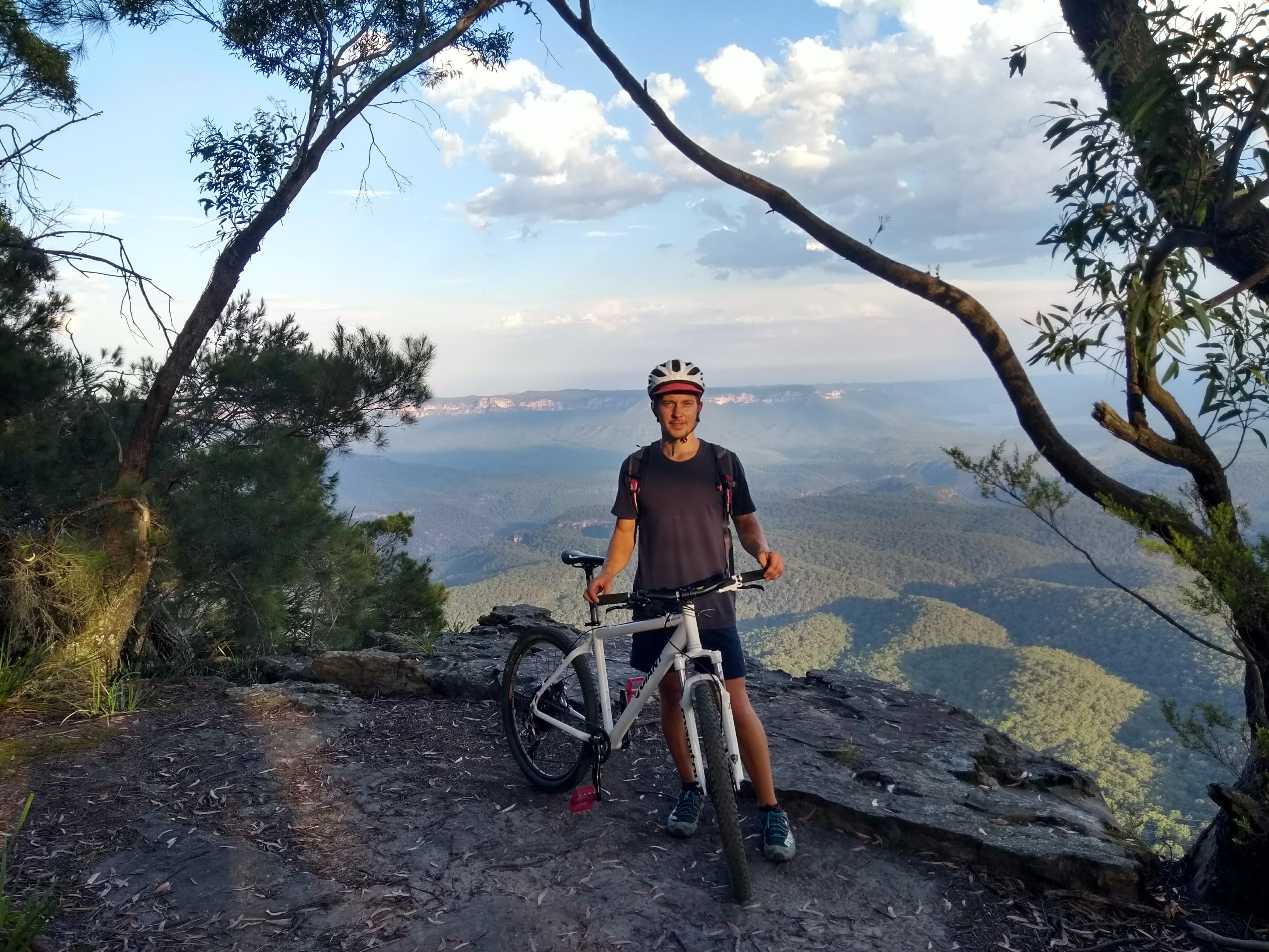 Mountain Bike Hire in Katoomba