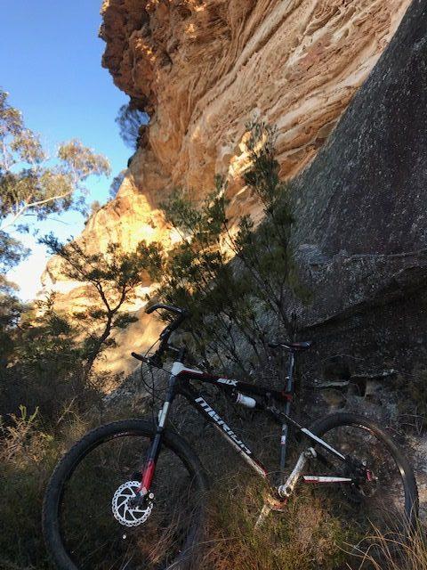 Hanging Rock Blackheath